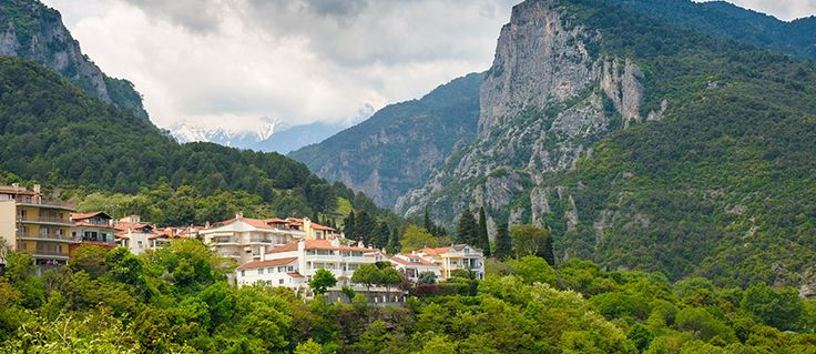 DreamTrips ~  Explore Marvelous Mount Olympus -  Litochoro, Central Macedonia, Greece