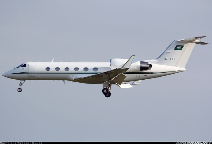 Gulfstream Aerospace G-IV Gulfstream IV - Saudi Arabia - Air Force | Aviation Photo #2532372 | Airliners.net