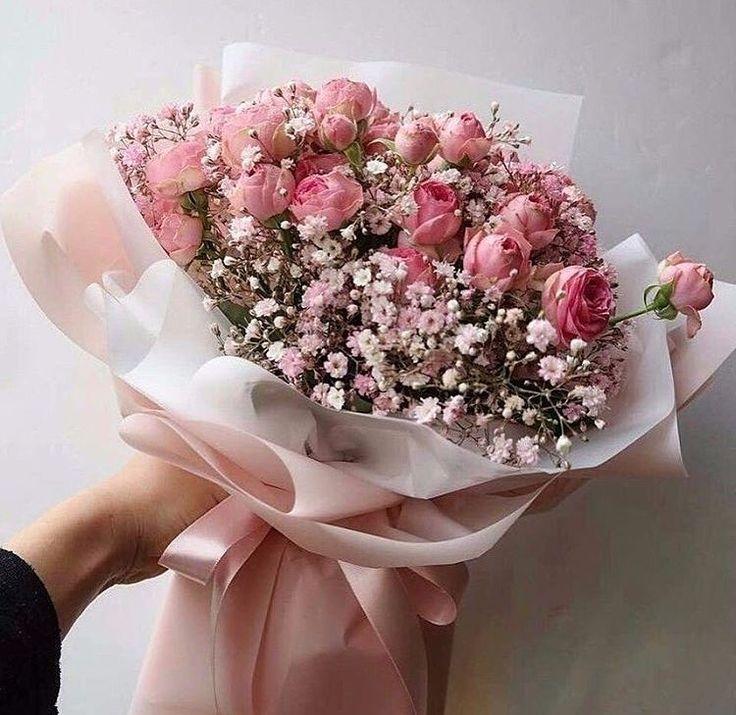 Цветы девушки картинки самые красивые необычные