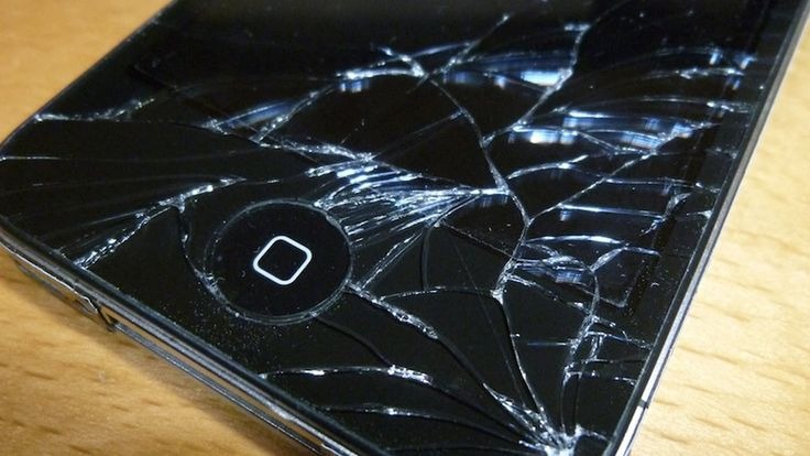 how to fix a cracked screen on your phone