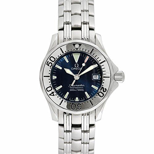 Omega Seamaster swiss-quartz womens Watch 2224.8 (Certified Pre-owned) *** See t...