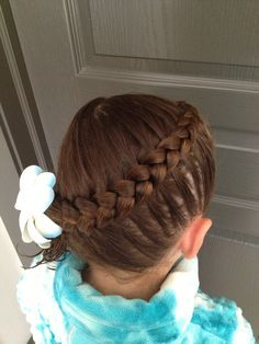 figure skating hairstyles - Google Search