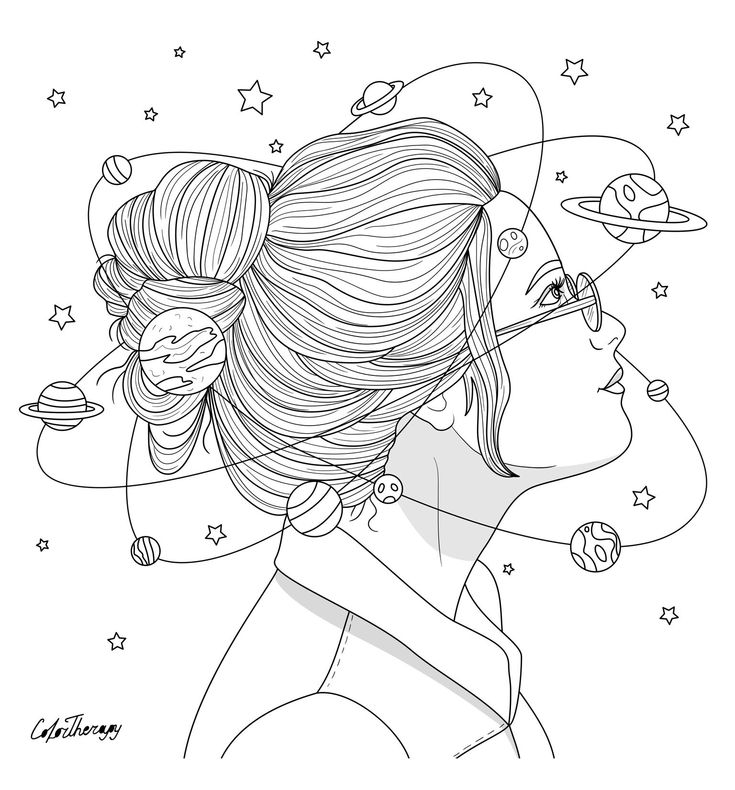 color app coloring pages | Pin by Color Therapy App on Color Therapy Coloring Pages ...