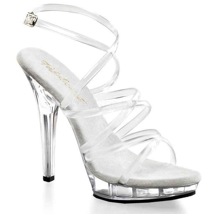 High Heels Pleaser Shoes Damenschuhe Fabulicious LIP 106