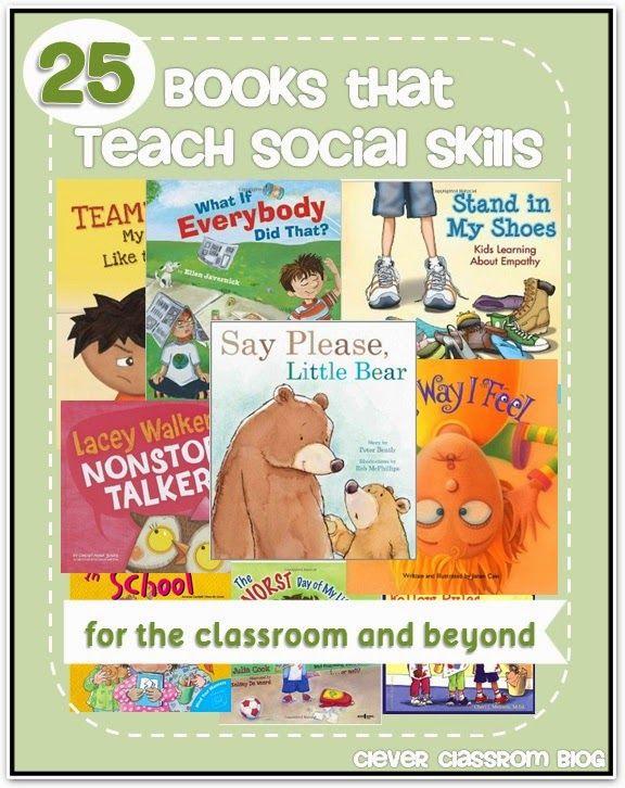 Books that Teach Social Skills
