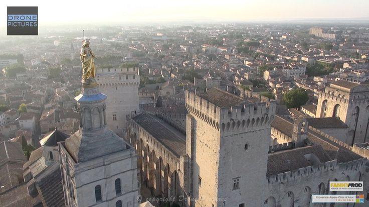 La Provence vue par Drone Pictures: Avignon, Marseille, Aix, Arles, Orange, ...
