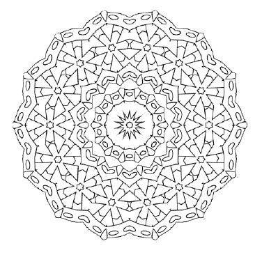 52 Best Images About Mandalas On Pinterest
