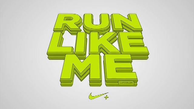 """Para lanzar un nuevo modelo de zapatillas en Japón, Nike creó un experimento social que juntaba Facebook, Nike+ y el mundo real: """"Run like me"""". Joseph Tame, un corredor profesional, corría 10 metros por cada """"me gusta"""" que la gente hiciera en la campaña y usaban el GPS de Nike+ para mostrar en tiempo real su recorrido. Una de las cosas que más nos ha gustado de esta campaña es que su itinerario iba dibujando cosas en el mapa, ¡muy crack!"""