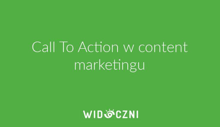 Call to Action - jak go używać w marketingu?
