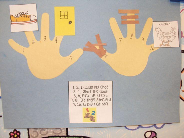 Preschool Wonders: Nursery Rhyme Time!