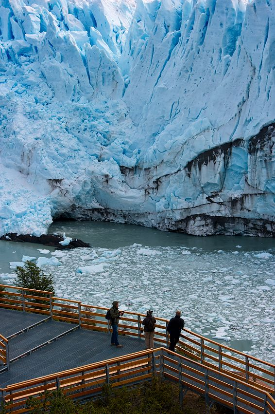 Go on a full-day tour of the Perito Moreno Glacier in Santa Cruz, Argentina! http://www.vacationsmadeeasy.com/SantaCruzArgentina/