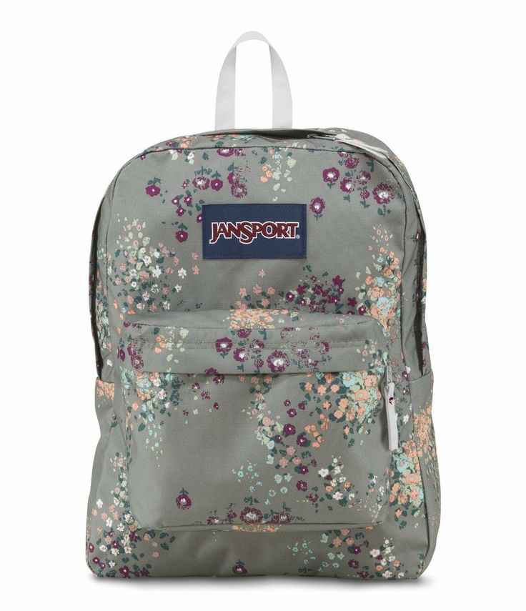 jansport superbreak backpack school bag     znvora