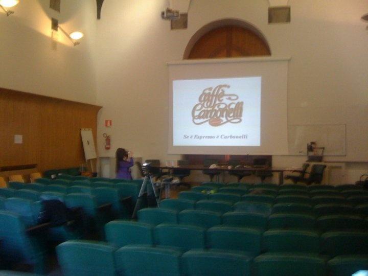 Preparazione alla presentazione Caffè Carbonelli al VesuvioCamp