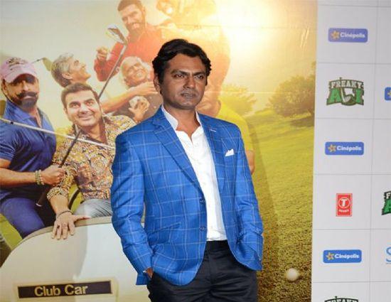बॉलीवुड अभिनेता नवाजुद्दीन सिद्दीकी का कहना है कि उनकी आने वाली फिल्म फ्रीकी अली…