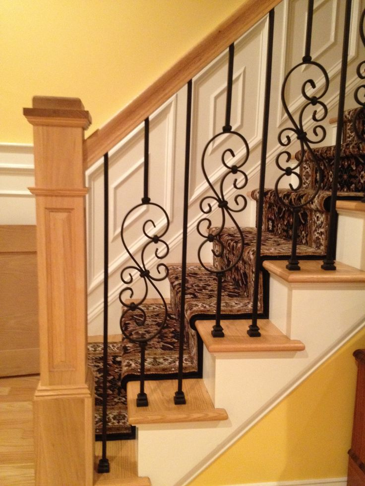 21 Best Stairs And Rails Images On Pinterest Banisters