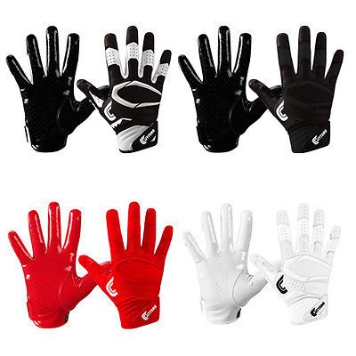Gloves 159114: Cutters S451 Rev Pro 2.0 Adult Receiver Gloves C-Tack Football Lightweight Pair -> BUY IT NOW ONLY: $37.99 on eBay!