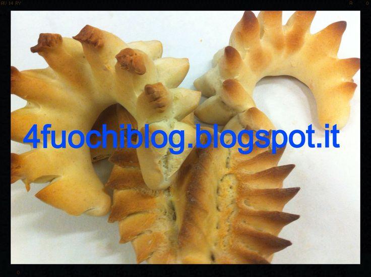 Pane 4Fuochiblog.blogspot.it: su pani de coccoi