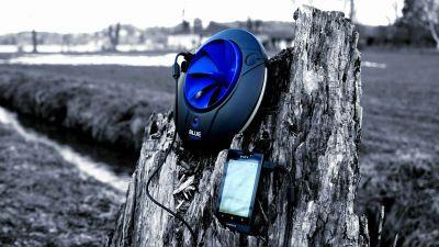 世界最小・ポータブルサイズの水力発電装置「Blue Freedom」 - GIGAZINE