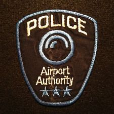 Nevada - Reno Tahoe Airport Authority Police Patch