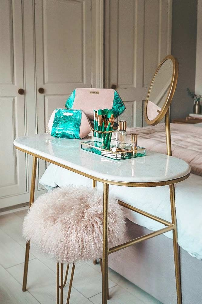 36 Makeup Vanity Table Designs To Decorate Your Home