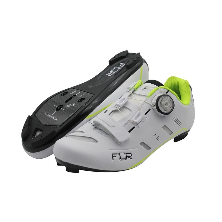 96.50$  Buy here - http://alifix.shopchina.info/go.php?t=32806658586 - New FLR Road bike shoes Road bike race shoes Carbon fiber cycling shoes Professional cycling equipment F-22  #aliexpressideas