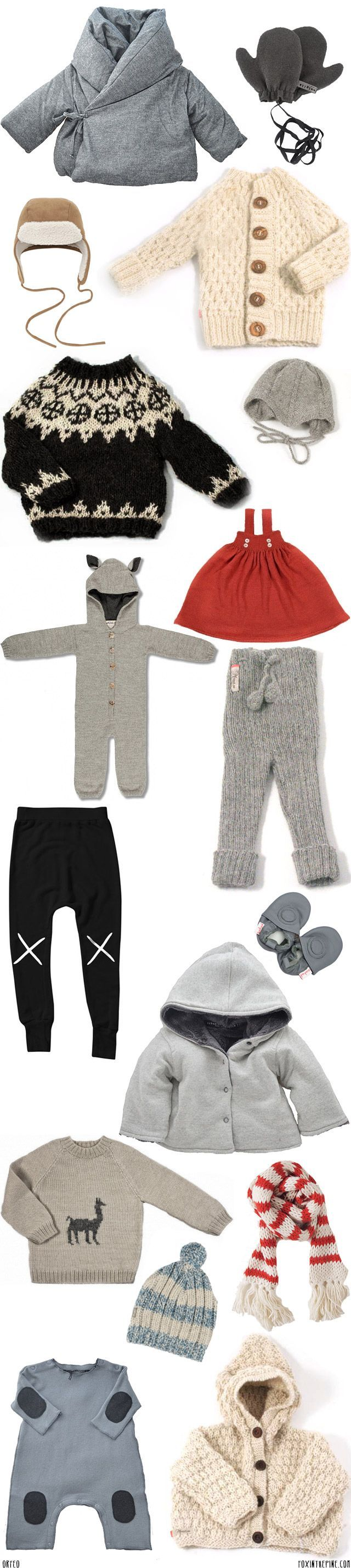 Orfeo kids clothing line featured on FOXINTHEPINE.COM