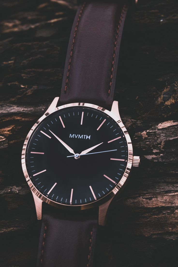 Sporting a beautifully designed watch makes a statement. See why GQ and Playboy rate MVMT Watches a must have timepiece. #JointheMVMT #MVMTwatches