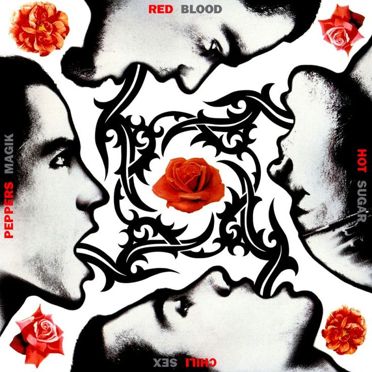 Red Hot Chili Peppers - Blood Sugar Sex Magik (1991)