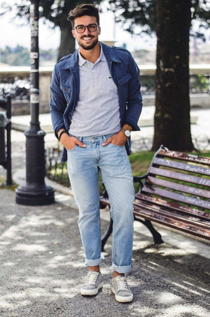 HOW TO WEAR POLO SHIRT: 80S CASUAL – LACOSTE STYLE GUIDE #mdvstyle