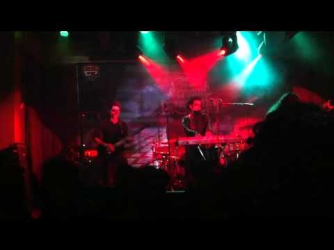Cosmic Infusion playing 'Journey' live at Blue Frog