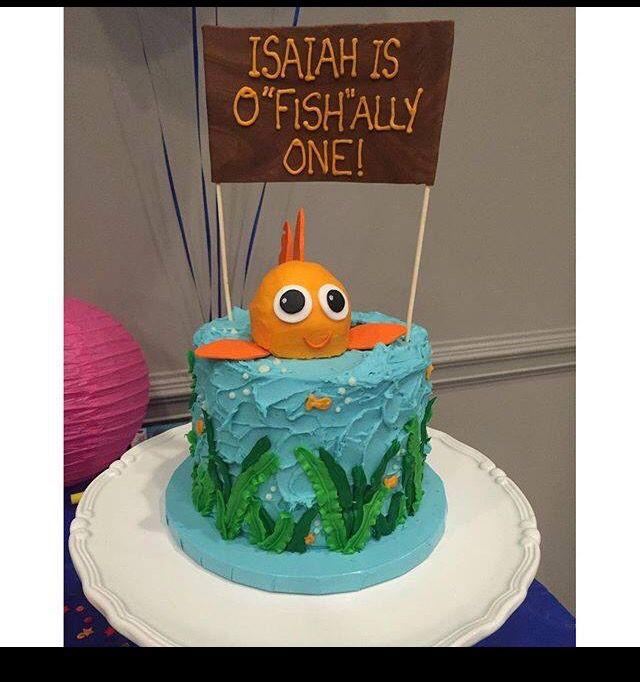 O fish ally one cake