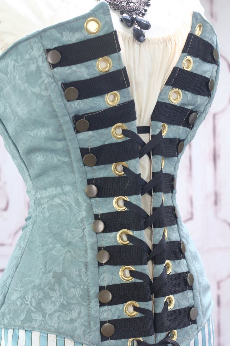 Steam Aurora Corset~Corset inspired by the classic Disney Film Sleeping Beauty.