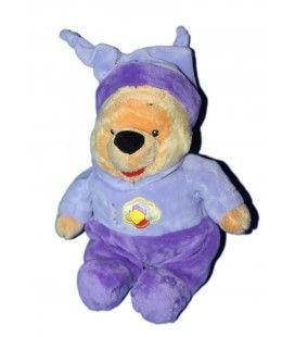 doudou-peluche-winnie-pyjama-violet-mauve-disney-nicotoy-30-cm