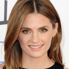 Image result for stana katic pregnant in real life 2012