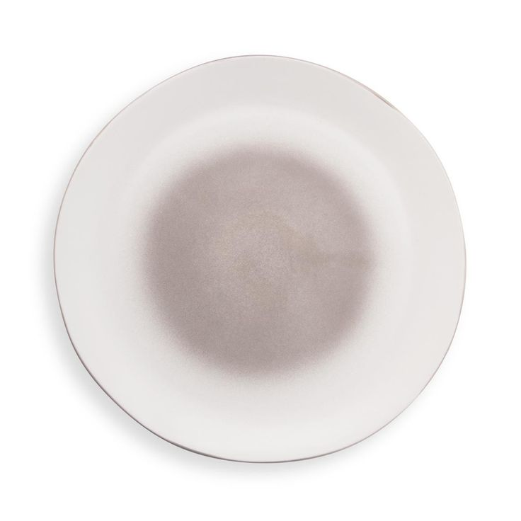 Ombre Pebble Dinner Plate
