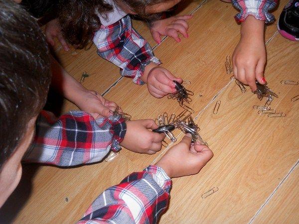 Mıknatıs-Okul öncesi eğitim : MİNİ GÜNCE