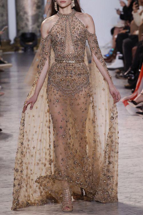 Elie Saab, Spring 2017 Couture