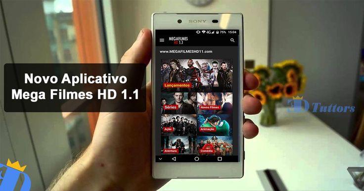 Mega Filmes HD Apk – Aplicativo para assistir Filmes e Séries no Celular