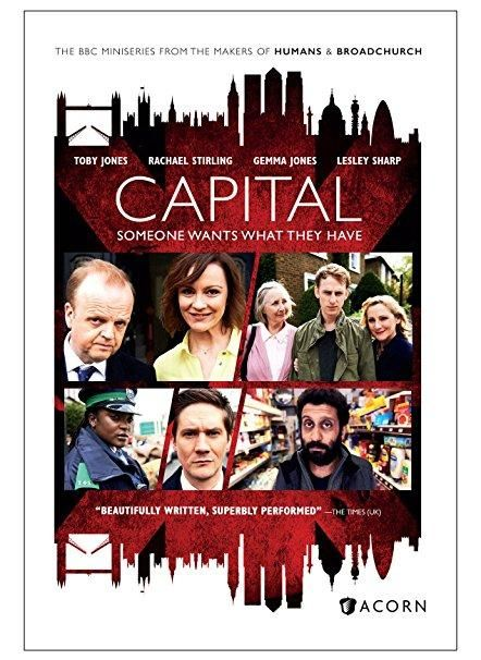 Toby Jones & Rachael Stirling & Euros Lyn-Capital