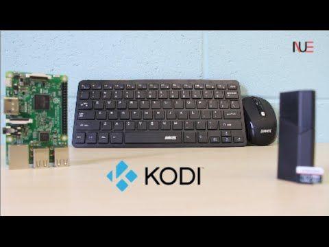 Kodi/XBMC Media Center   Raspberry Pi 3   NUEtronix