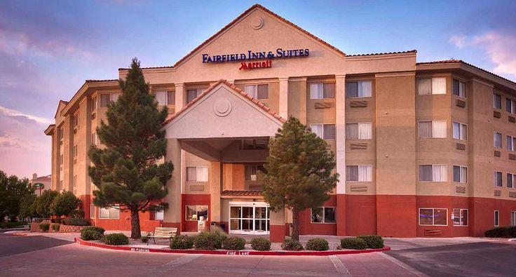 Fairfield Inn & Suites Albuquerque Airport | NM 87106