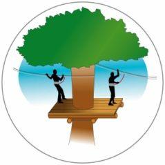 Accrobranche - Construction de vos parcours - Plateforme - Filet de sécurité - Filet de protection - but poteau et filet de sport - fabrication et pose – SPS Filets