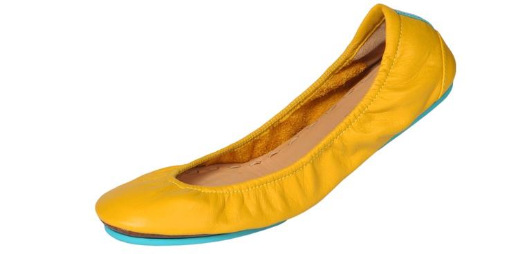 Mustard Yellow...Oh I sooooo want these!!!