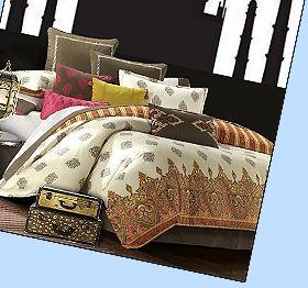 India Inspired Bedroom | - eclectic bedroom Ideas - travel themed bedroom kids theme bedroom ...