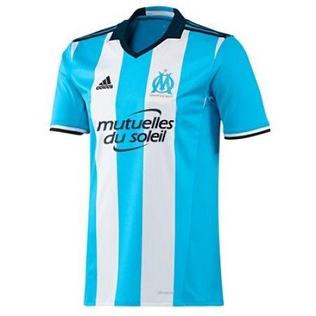 #Olympique De Marseille 16-17 TRødje trøje Kort ærmer,208,58KR,shirtshopservice@gmail.com
