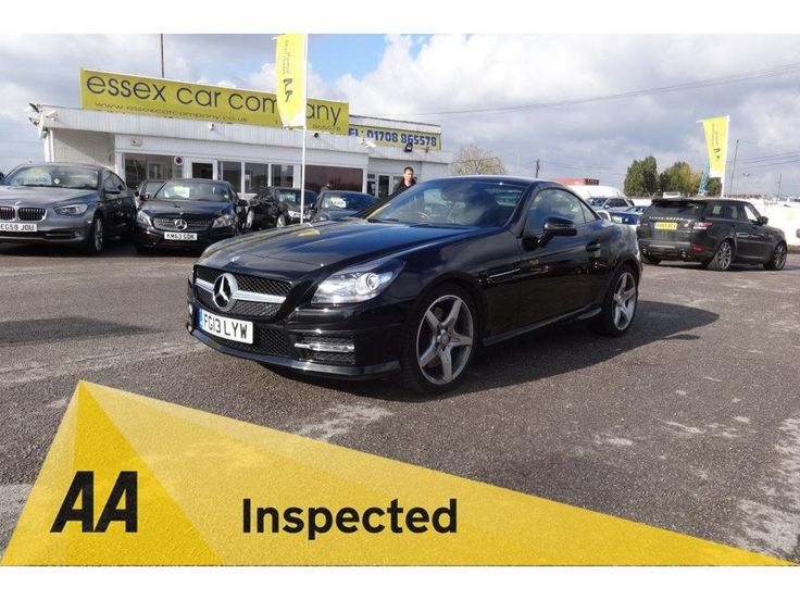 A perfect Mercedes SLK with the perfect colour combination. #Mercedes #For #Sale #Essex