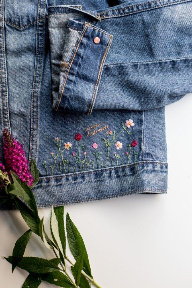 10 Denim Jacket Diy Tips And Tricks Worth Trying Jean Jacket