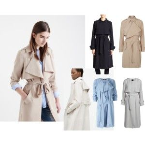 """WANT! Trenchcoat"" by peackapples on Polyvore"