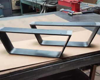 Custom order for Barry Yarbrough Modern Dining Table by DVAMetal