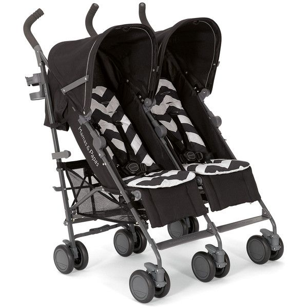 Mamas & Papas USA - Strollers, Baby Carriers, Bouncers, Clothing &... ❤ liked on Polyvore featuring baby
